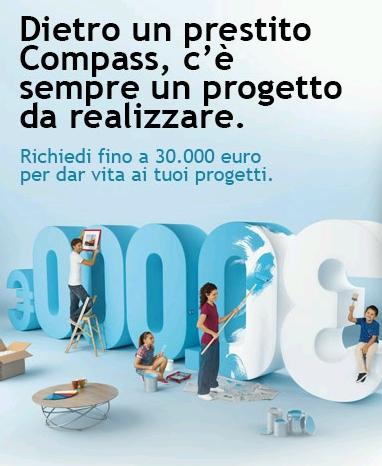 prestito compass tassi